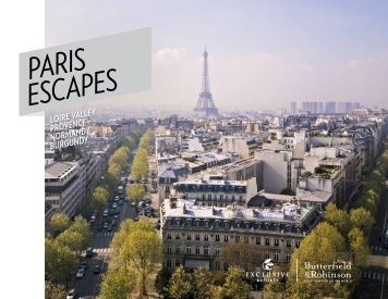 paris escapes - Exclusive Resorts