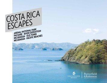 costa rica escapes - Exclusive Resorts