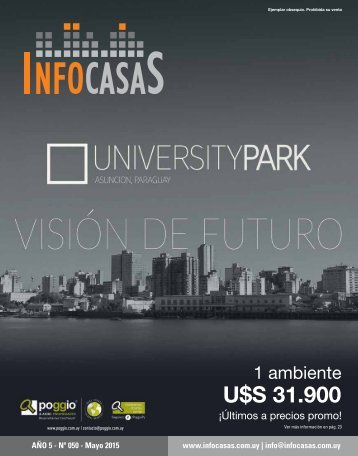 Revista InfoCasas - Número 50 - Mayo 2015