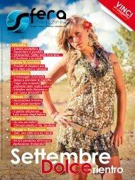 sfera magazine Settembre 2010