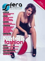 Attualità Salute Infanzia Benessere Cover Story ... - Sfera magazine