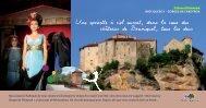 le festival des châteaux de Bruniquel, un opéra ... - Pays Midi-Quercy