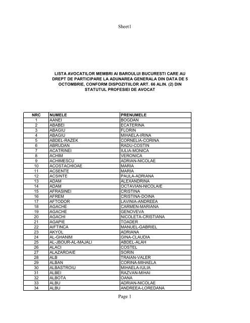 Sheet1 Page 1