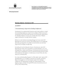 Mänskliga rättigheter i Storbritannien 2007