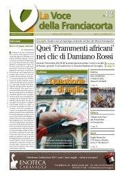 Scarica l'intera rivista in pdf - La Voce del Popolo