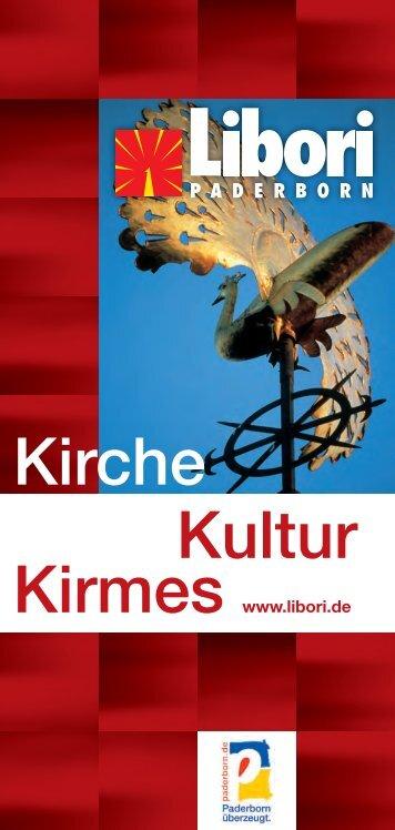 Libori-Kalender - Paderborn.de