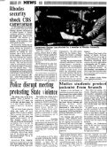 SARWHU workers in Cosatu House, unbound and defiant - a target ... - Page 2
