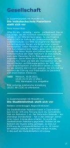 Mehr wissen! Besser verstehen! Voneinander lernen! - Paderborn.de - Seite 7
