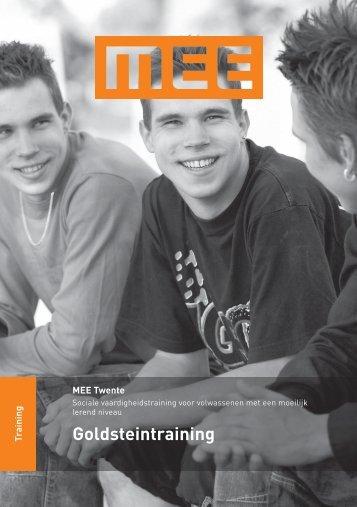 Goldstein - MEE Twente