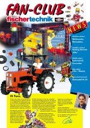 NEWS S. 1/8Ã•2/03 - fischertechnik Museum