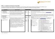 deel 1: overzicht van relevante kenmerken - Research voor Beleid