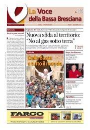 Allegato pdf: Scarica l'intera rivista e sfogliala - La Voce del Popolo