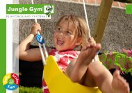 PLAYGROUND SYSTEMS - Holz-Scholbeck