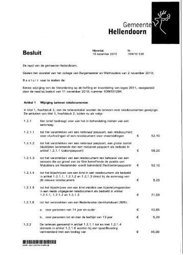 Gemeente Hellendoorn - Raads
