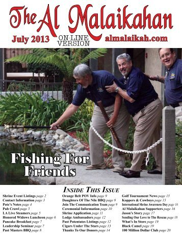 To view the magazine in a spread layout (two page) click here