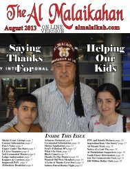 To view the magazine in a single page layout click here