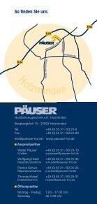 Fahrzeugbau Seitenlader Klimaservice - Päuser - Seite 7
