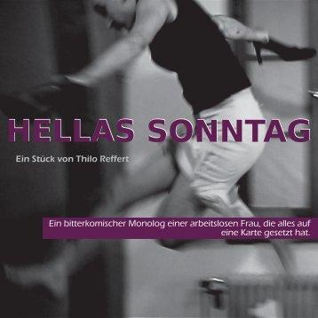 HELLAS SONNTAG - Andrea Post