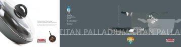 ium titan palladium titan palladium titan palladium ... - FLONAL SpA