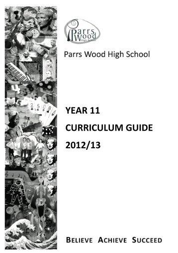 Parrs Wood High School Job Title: School Security Officer
