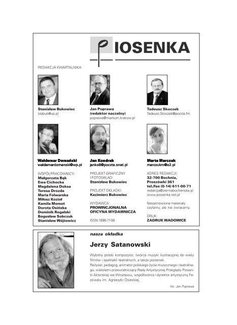 Pobierz Dokument Biblioteka Polskiej Piosenki