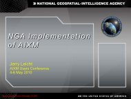 AIM 06 - Operational Implementations - AiXM