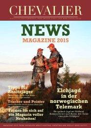 Chevalier NEWS Magazin 2015