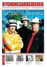 Bygningsarbeideren - Oslo Bygningsarbeiderforening