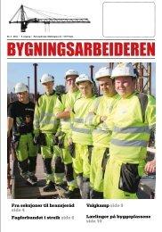Bygningsarbeideren nr 3 - 2012.pdf - Oslo Bygningsarbeiderforening