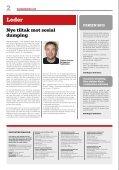 Bygningsarbeideren nr 3 - 2012.pdf - Oslo Bygningsarbeiderforening - Page 2
