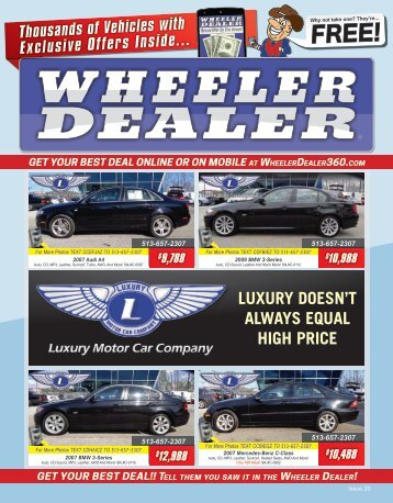 Wheeler Dealer 20-2015