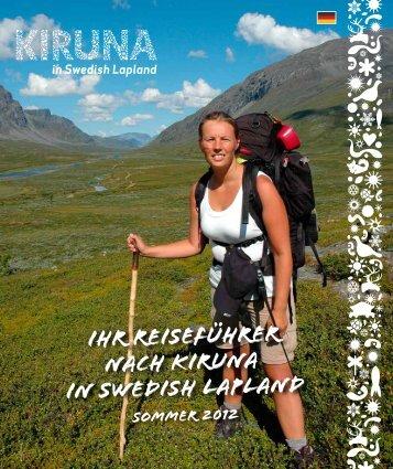 Ihr Reiseführer nach KIRUNA IN Swedish Lapland