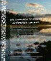 Ihr Reiseführer nach KIRUNA IN Swedish Lapland - Seite 2