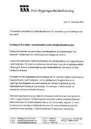 Invitasjon til å delta i samarbeidsforumet Oslofjordkonferansen