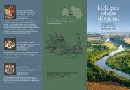 latviešu valodā - Rundāles pils