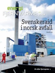 Energi 0905 17-33.indd - Norsk Fjernvarme