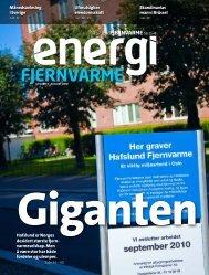Rindi ut av Norge - Norsk Fjernvarme