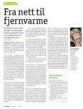 Krever avgifts- endringer - Norsk Fjernvarme - Page 6