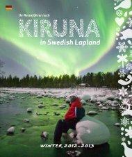 winter 2012-2013 - Kiruna