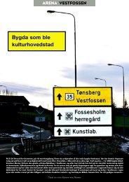 arena vestfossen - kristin von hirsch - hjem