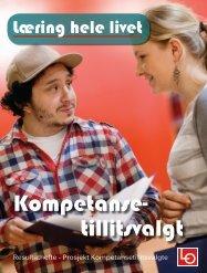 Kompetansetillitsvalgt - Landsorganisasjonen i Norge