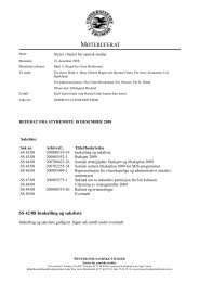 Referat fra styremøte 18. desember - Senter for samiske studier