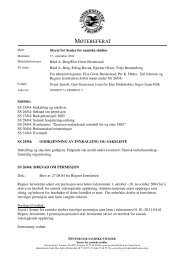 Referat fra styremøte 15. september - Senter for samiske studier