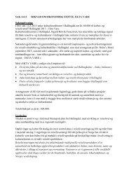 Sak 14/13 - Regionrådet for Hallingdal