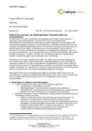 Vedlegg 3-10 - Regionrådet for Hallingdal