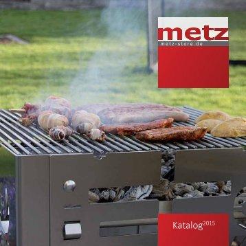 Katalog metz Produkte 2015