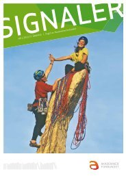 Signaler - 2010 nr #2 - Akademikerforbundet