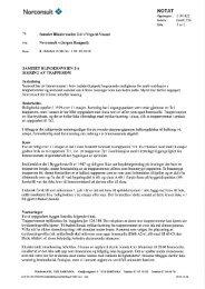 Les hele rapporten med anbefalinger fra Norconsult (PDF)