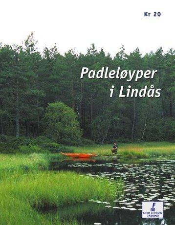 Padleløyper i Lindås tekstdel - Bergen og Omland Friluftsråd