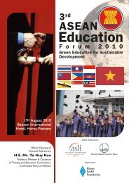 Education - Asian Strategy & Leadership Institute